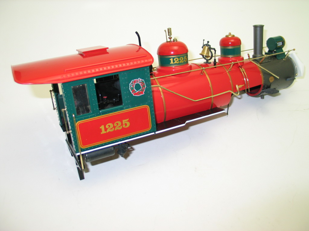 Loco Shell (Large 4-6-0)