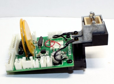 PCB Assembly w/ Smoke Unit ( Large 2-6-0 )