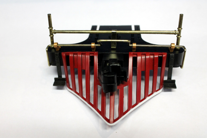 Cowcatcher - RED 1890s(Large Scale 4-6-0 Anniversary)