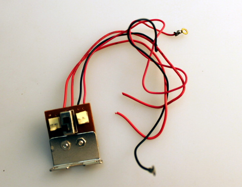 Light and Sound Switch (G 4-6-0 Standard)