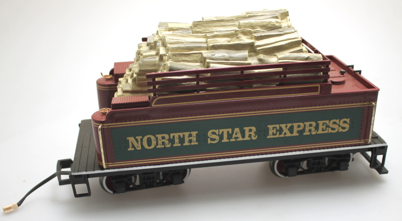 Tender - Complete RTR, North Star Express (G 4-6-0)