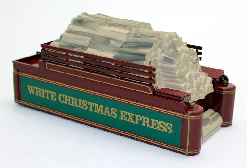 Tender Shell - White Christmas Express (Large 4-6-0)