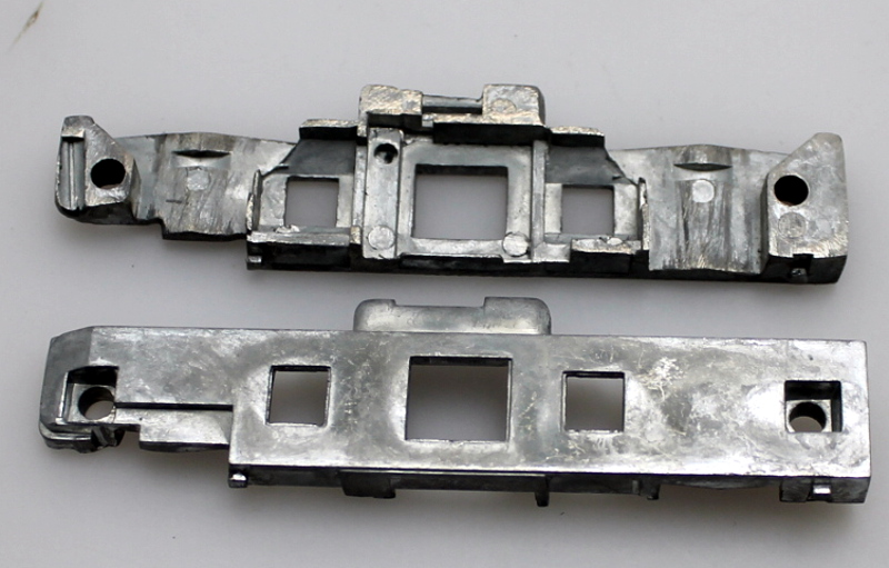 Complete Chassis Frame- L&R (N Scale F7A)