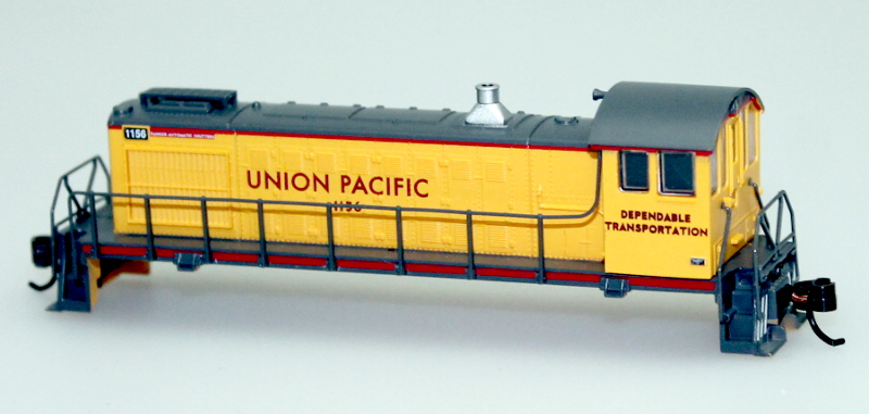 Shell - Union Pacific #1156 (N Scale S4)