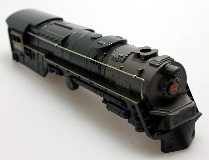 Boiler Shell - PRR Green #6200 (O Scale S-2 Turbine)