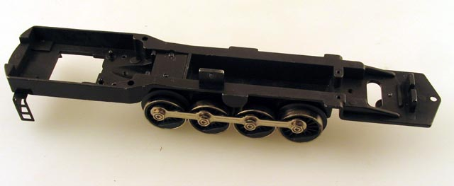 Drive Chassis (O Scale S-2 Turbine) - Click Image to Close