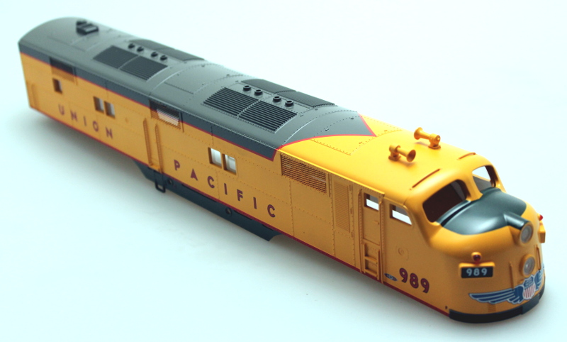 Body Shell - Union Pacific (O Scale E7-A)