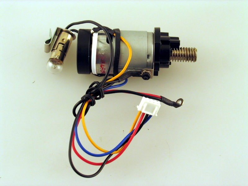 Motor Assembly - Short Wires (O Scale Universal)