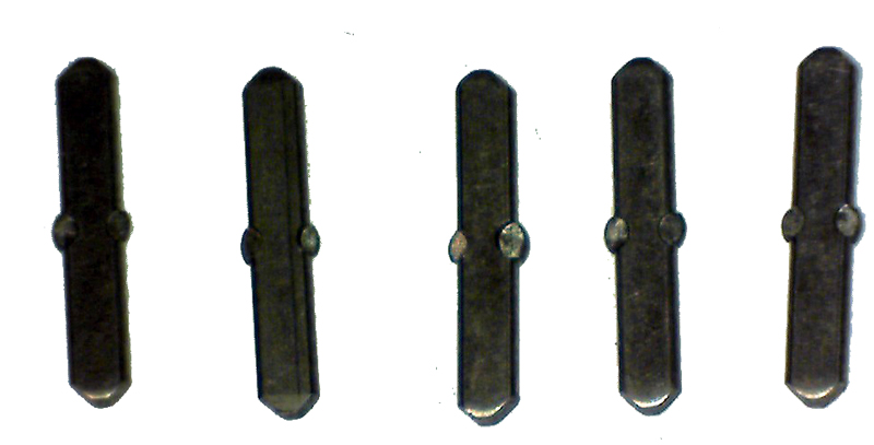 Track Pins - Set of 5 (O Scale Universal)