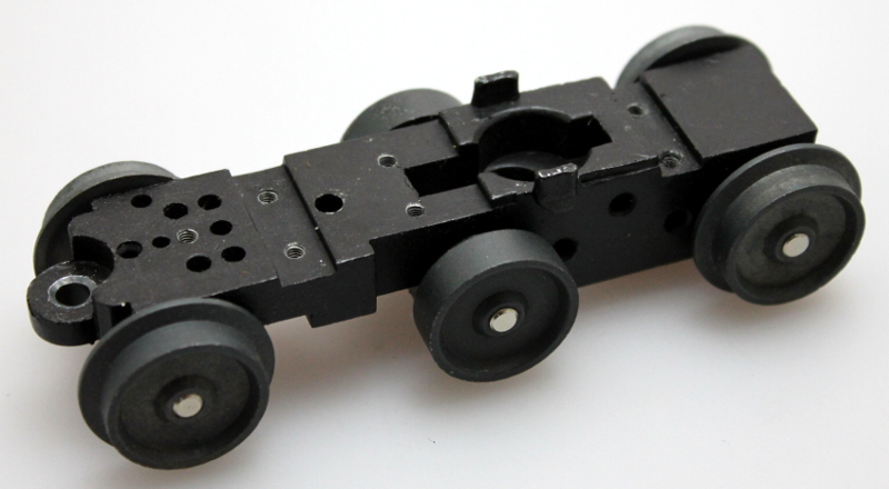 6 Wheel Non Geared Truck (O Universal)