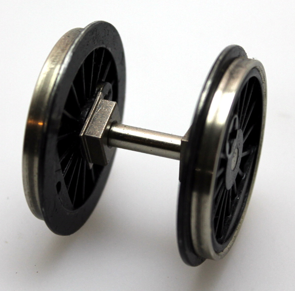Wheel - Flanged, Front (O Scale Hudson)
