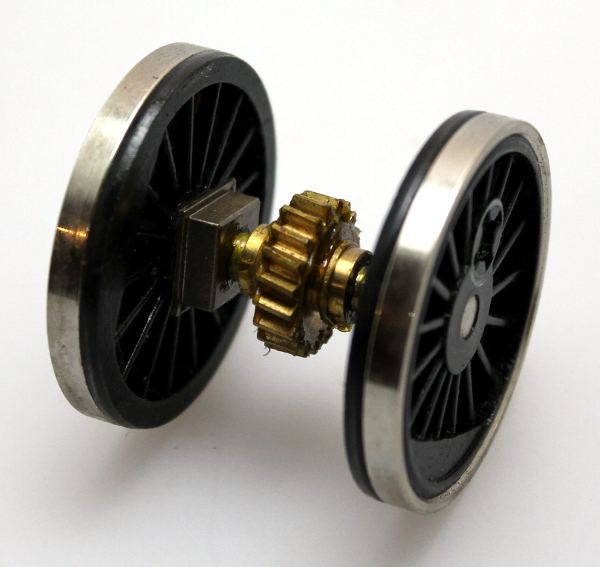 Wheel - Unflanged Middle (O Scale Hudson)