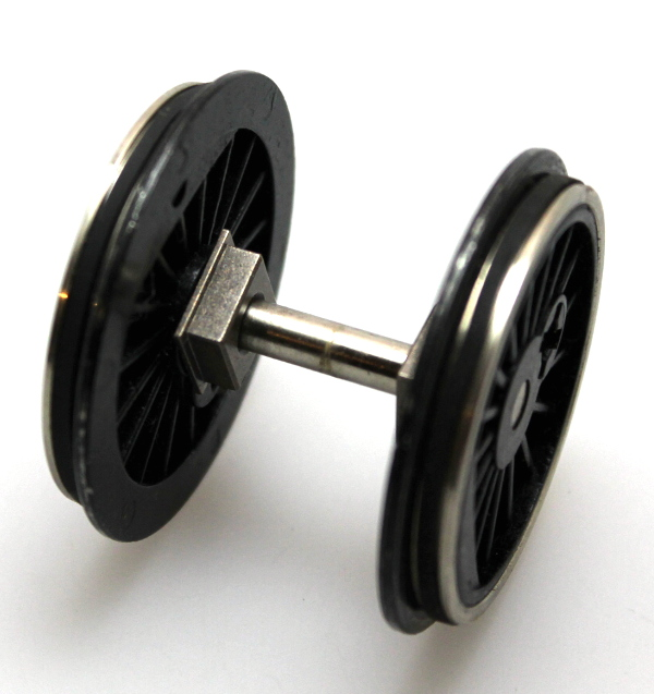 Wheel - Flanged, Rear (O Scale Hudson)