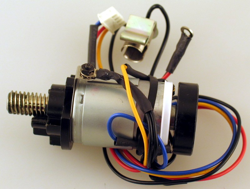 Motor Assembly - Long Wires (O Scale Universal)