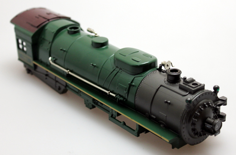 Loco Shell - Southern Cresent #1401 (O Semi Scale Hudson)