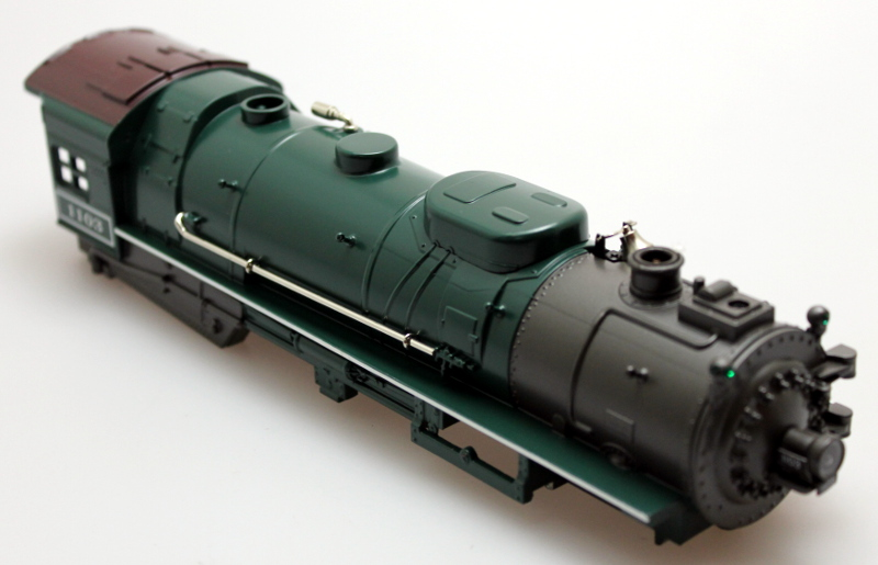 Loco Shell - Northen Pacific #1103 (O Semi Scale Hudson)