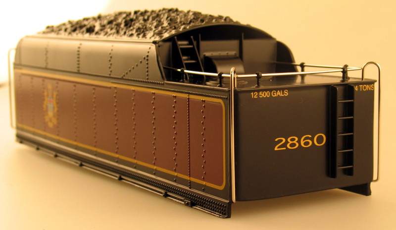 Tender Shell - Assorted (Scale Hudson) (O Scale)