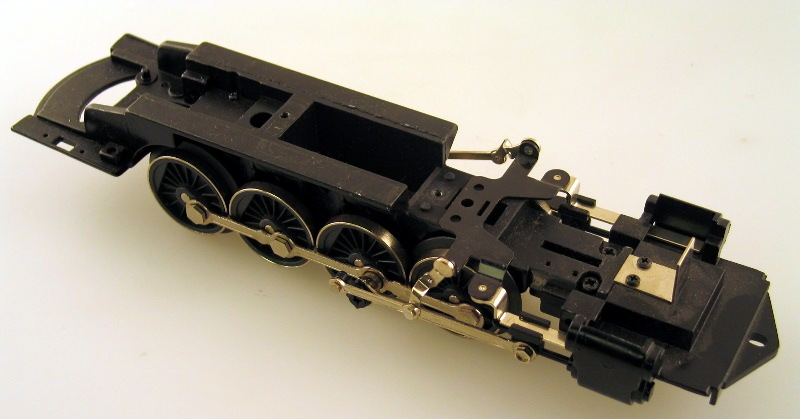 Drive Chassis (O Scale Class J/GS-4)