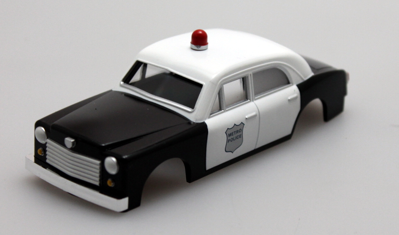 Shell - Police Car (O Scale E-Z Street)