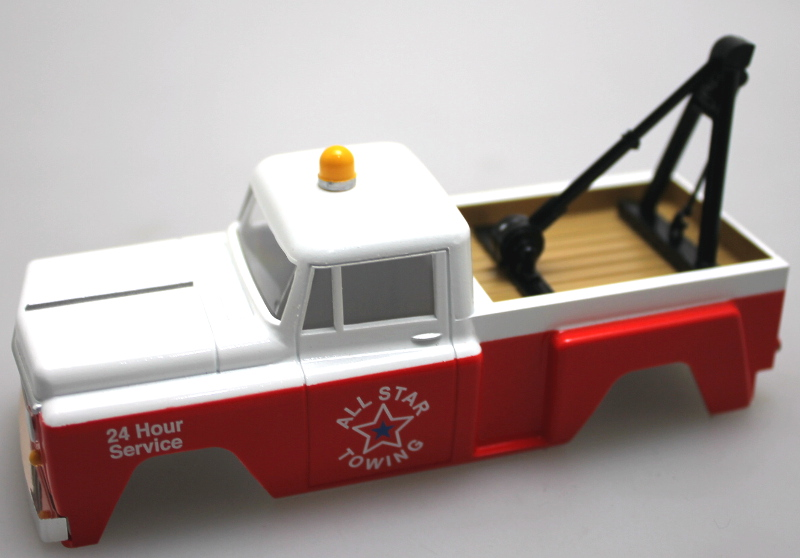 Shell - Tow Truck (O Scale EZ Street)