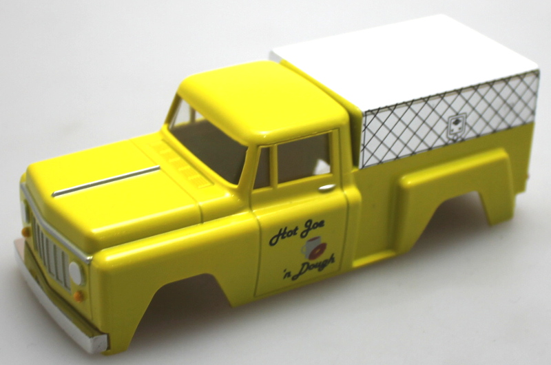 Shell - Food Truck (O Scale EZ Street)