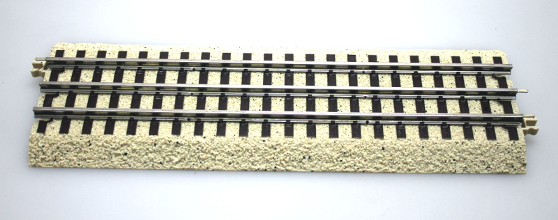 "EZ 10"" Straight Track - EARLY VERSION (O UNIVERSAL)"