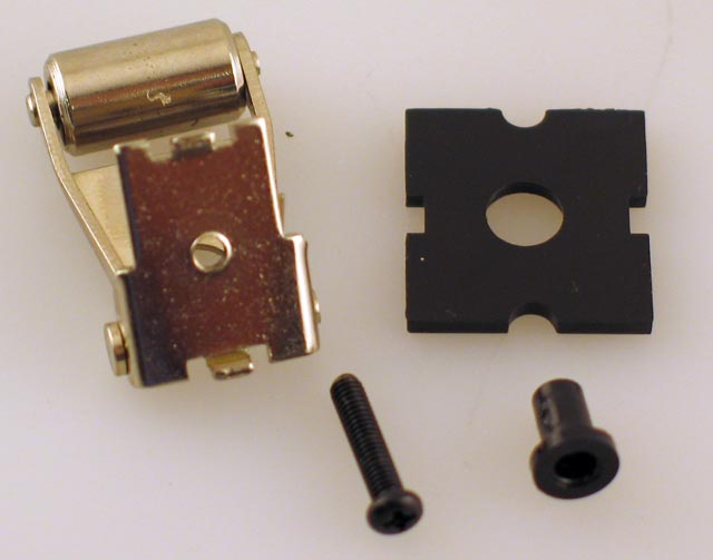Roller pickup Set - 6 Wheel (O Scale Universal)