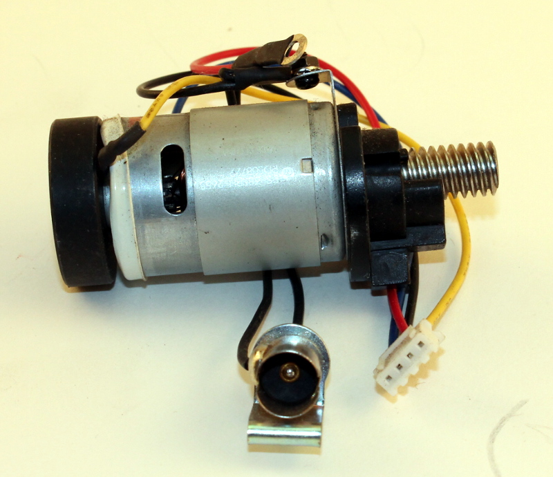Motor Assembly (O Scale Universal)