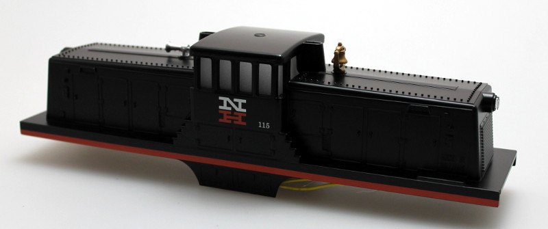 Body Shell w/ Sound Unit-New Haven #115 (O Scale 44 Ton)