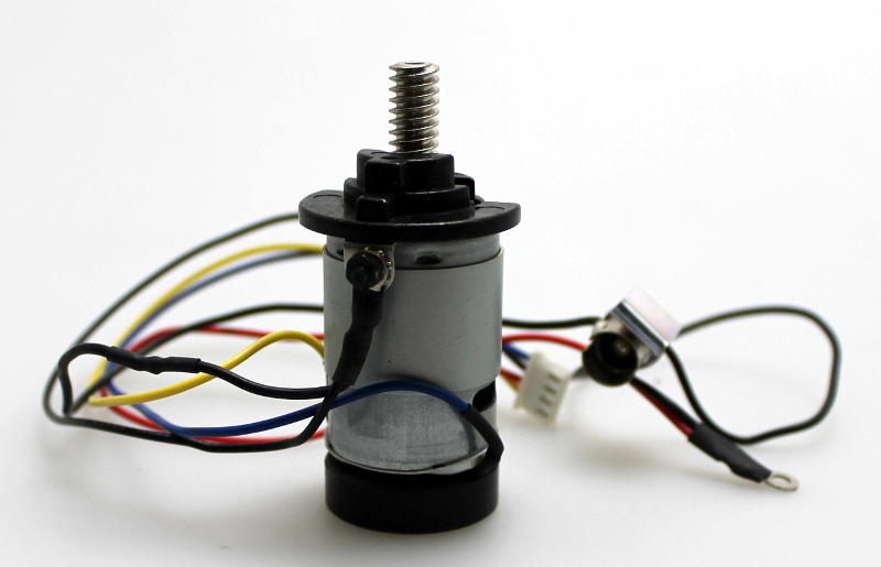 Motor w/ Light Socket (Scale GG-1) (O Scale)