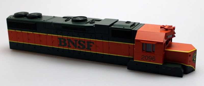 Shell - BNSF #2096 (O Scale GP-38)