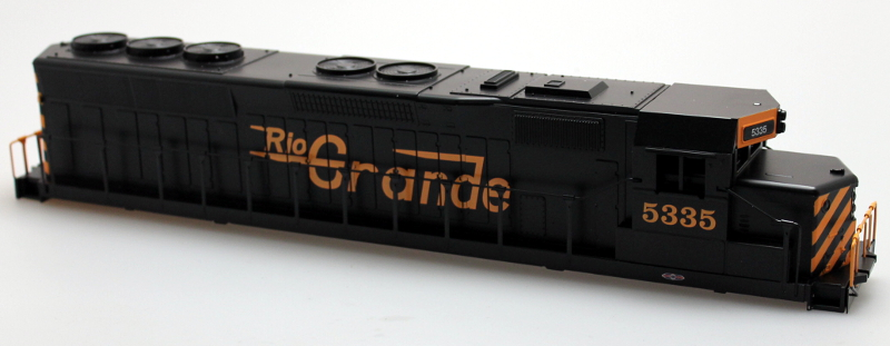 Body Shell - Rio Grande #5335 (O SD-45)