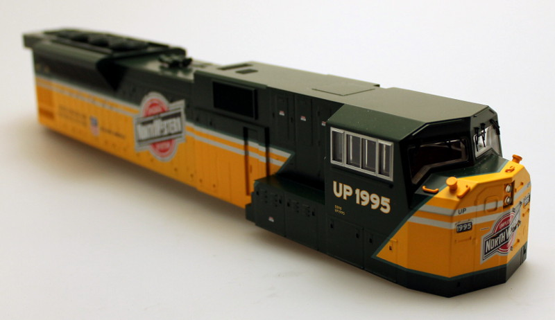 Body Shell - Chicago North Western (O Scale SD-90)