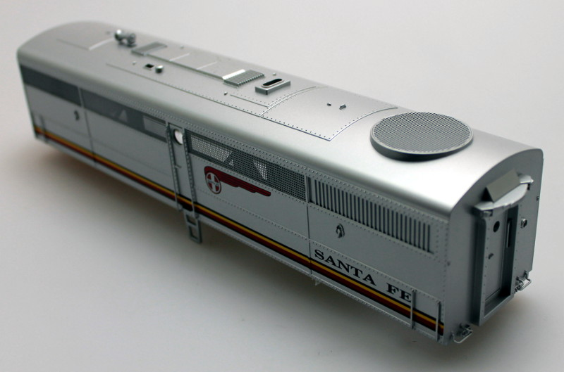 Body Shell - Santa Fe (O Scale FB-1)