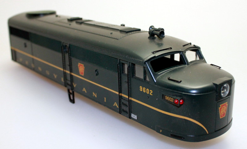 Body Shell-PRR #9602 (O Scale FA-1)