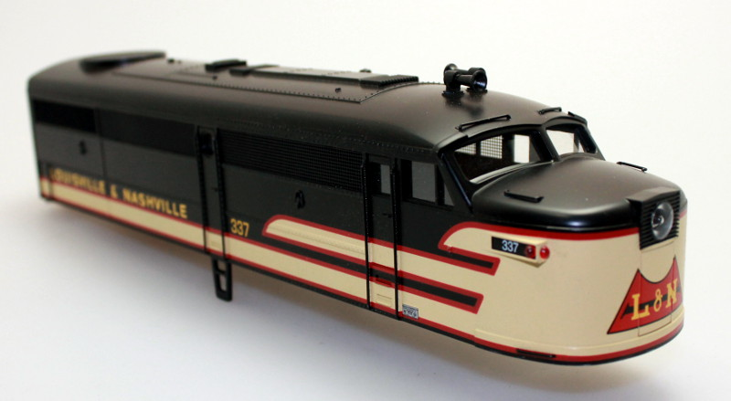 Body Shell-Louisville&Nashville #337 (O Scale FA-1)