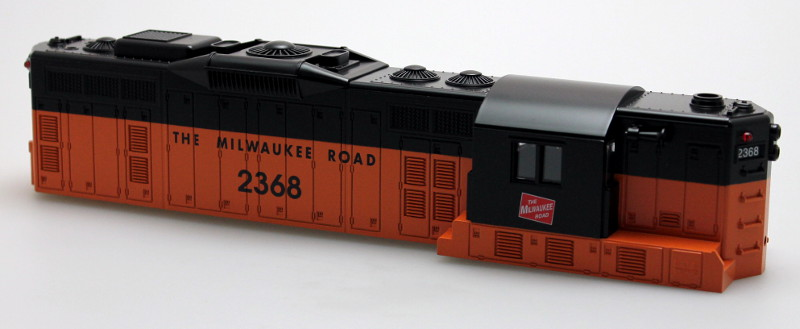 Body Shell-Milwaukee Road #2371 (O Scale GP9)