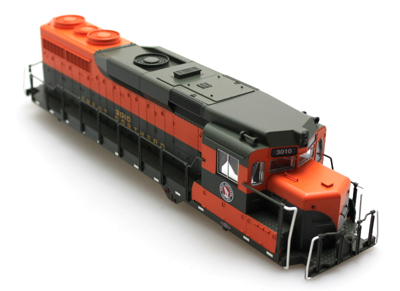 Loco Shell - Great Northen #3010 (O Scale GP-30)