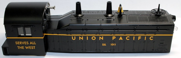 Loco Shell-Union Pacifoc #1011 ( O scale NW2 )