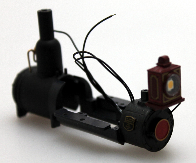 Boiler Chassis 28201 (On30 0-4-2 DCC Sound)