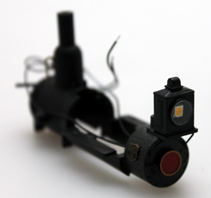 Boiler Chassis 28203 (On30 0-4-2 DCC Sound)