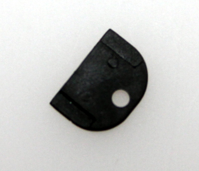 Coupler Cover - Rear (On30 Forney)