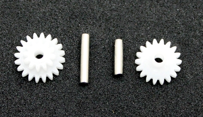 Gears w/Pins (ON30 2-6-0)