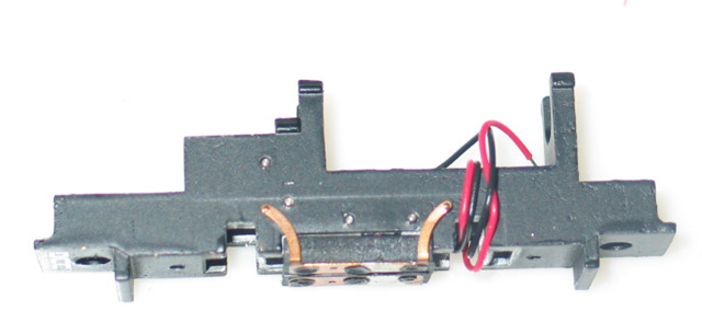 Chassis w/wire (ON30 Gas Mechanical)