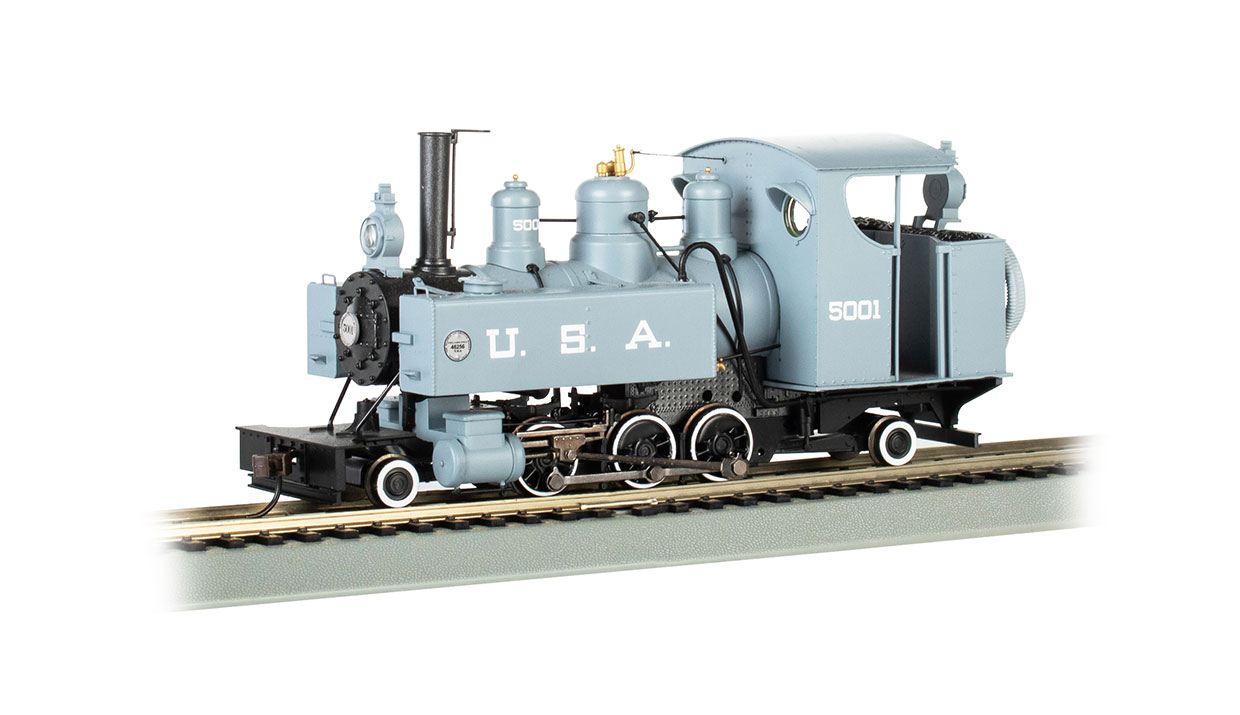 2-6-2T Trench engine (DCC Sound)