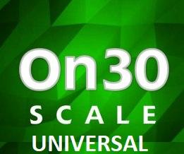 Universal On30 Parts