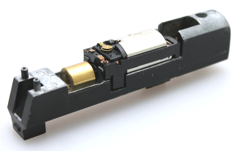Chassis w/Motor & PCB (ON30 2-6-0)