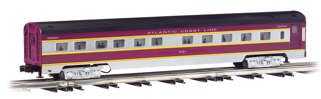 72' Streamline Passenger Cars