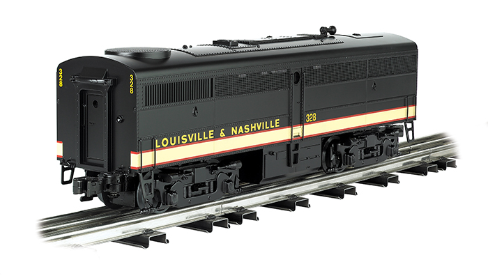FB-1 Locomotive