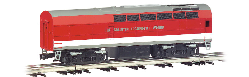 Baldwin Shark B Locomotive